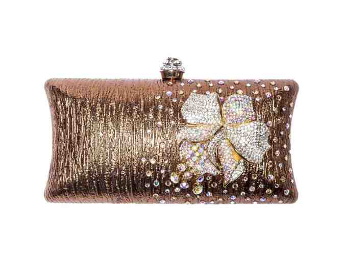 Orchid Clutch Bronze - Photo 1