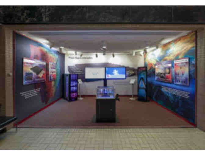 (New) American Museum of Science & Energy (Oak Ridge, TN): Four tickets  (Code: 0000) - Photo 2