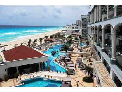 All-Inclusive Off the Caribbean Coast of Mexico, Cancun