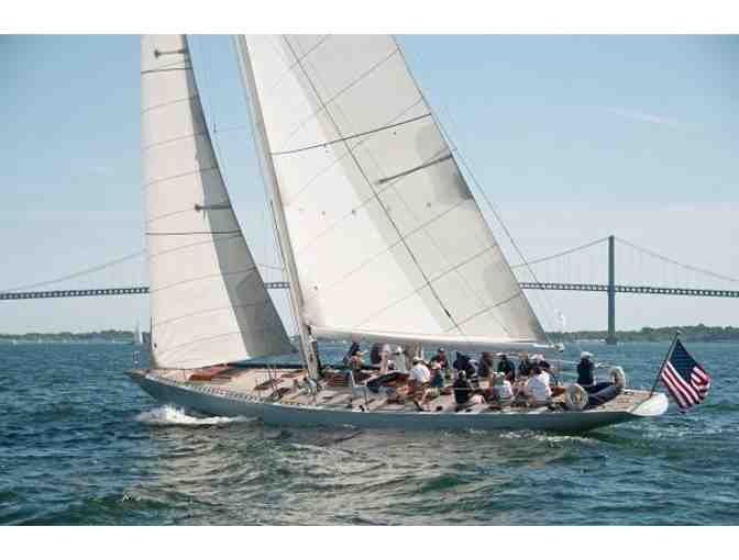 2-Hour Private Sail Aboard An America's Cup Yacht for up to 13 guests-- Newport, RI - Photo 1