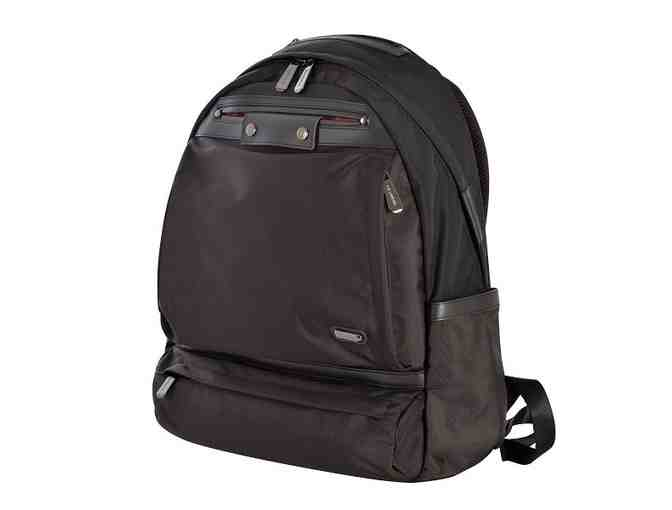 Bryce - Backpack, Ballistic Nylon-Brown - Photo 1