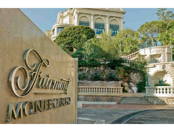 A Royal Retreat =Monte Carlo: 7 Days at Fairmont Monte Carlo in a Suite for Two+B'fast+Tax - Photo 8