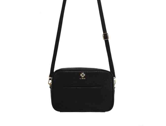 Elodie Crossbody Bag - Black - Photo 1