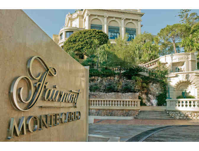 A Royal Retreat =Monte Carlo: 7 Days at Fairmont Monte Carlo in a Suite for Two+B'fast+Tax - Photo 17