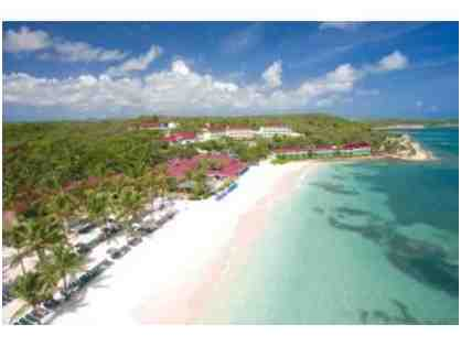 Pineapple Beach Club (Antigua): 7-9 night of ocean view rooms (up to 2 rooms) (Code:1221)
