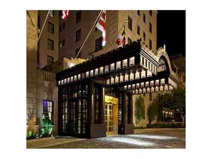 The Jefferson, Washington, DC 2-Night Stay in a Premier King room (Code: 1221)