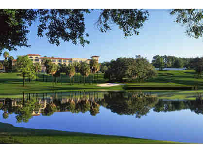 It's Tee Time (Howey in the Hills, FL): Four days for 2 Resort+ Two rounds of golf+Lesson