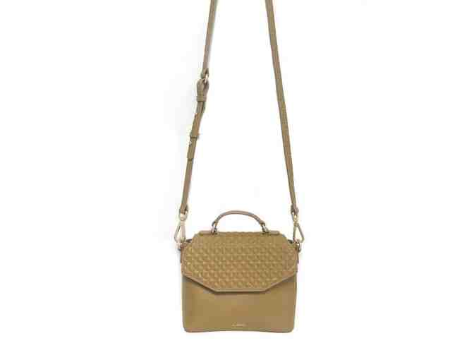 Margaux Crossbody Bag Mustard Yellow - Photo 1