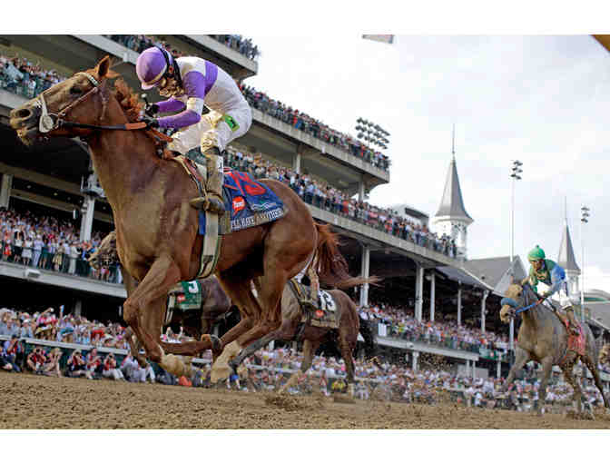 Churchill Downs VIP Experience (Kentucky): 3-Night for 2, Private Jockey Club Suite+Race - Photo 1