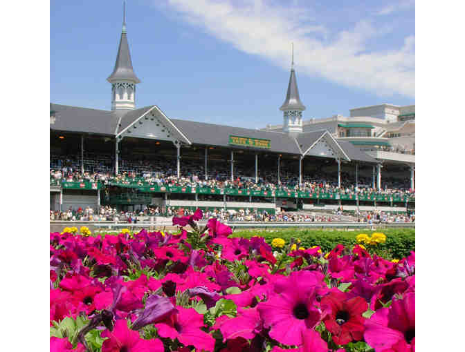 Churchill Downs VIP Experience (Kentucky): 3-Night for 2, Private Jockey Club Suite+Race - Photo 2