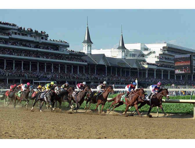 Churchill Downs VIP Experience (Kentucky): 3-Night for 2, Private Jockey Club Suite+Race - Photo 3