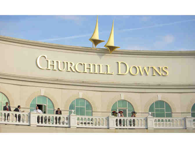 Churchill Downs VIP Experience (Kentucky): 3-Night for 2, Private Jockey Club Suite+Race - Photo 4