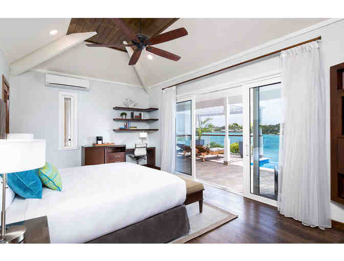 Hammock Cove Resort & Spa (Antigua): 7 nights of Lux Waterview Villa (for up to 2 villas)