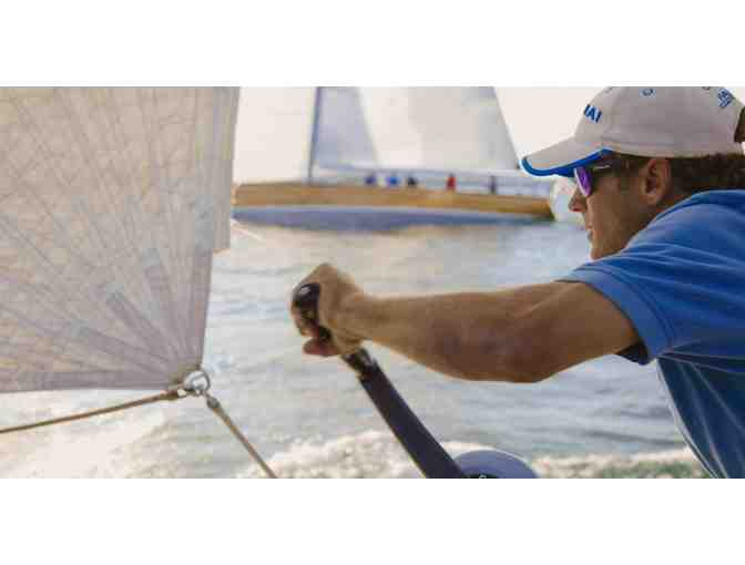 2 tickets for a 2-hour Sail aboard an America's Cup Yacht in Newport, RI. - Photo 1