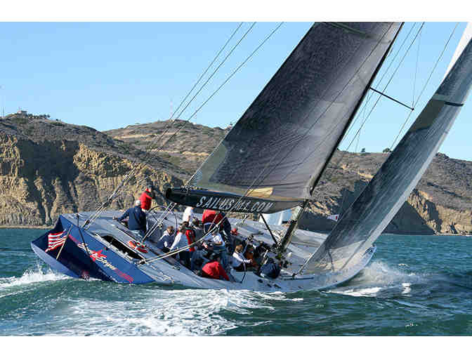 An America's Cup Yacht Experience, San Diego - Photo 1
