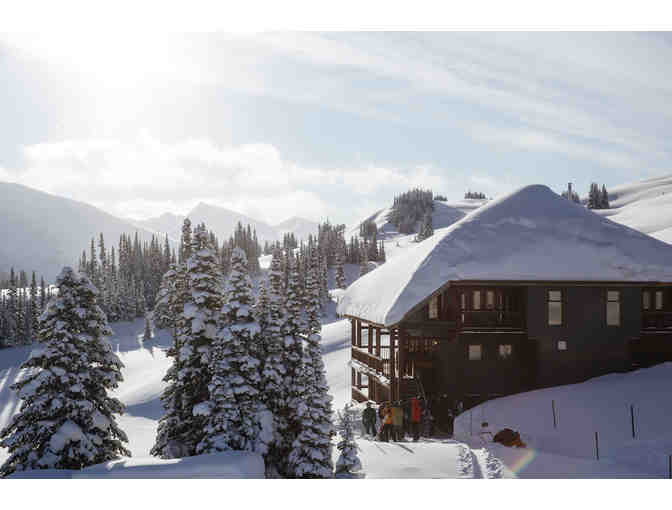 Backcountry Lodge British Columbia  --> 4-Night Stay - Photo 9