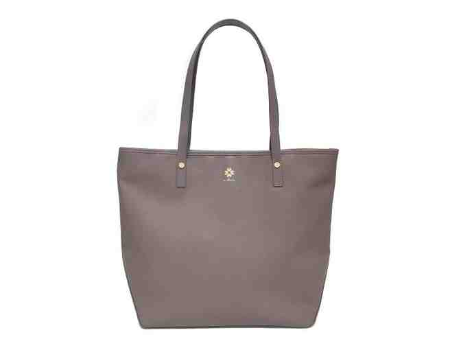 Sophie Tote Taupe Gray - Photo 1
