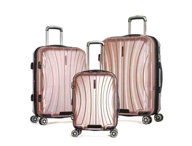 Phoenix 3-Piece Expandable Hardcase Spinner Set - - In several colors - Photo 3