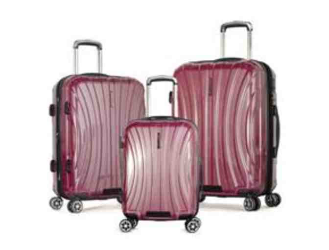 Phoenix 3-Piece Expandable Hardcase Spinner Set - - In several colors - Photo 10