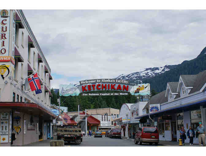 Alaska's Majestic Frontier, Alaska-->Cruise  for two for seven nights - Photo 11