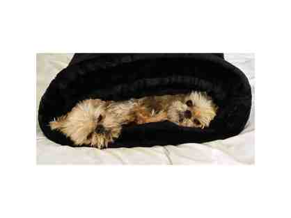 Dog and Cat cozy - Black Caviar Small