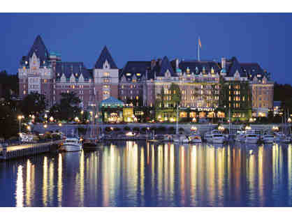 Escape to Victoria's Elegance and Grandeur, British Columbia