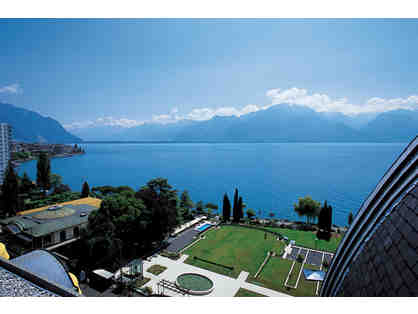 Eternal Alpine Beauty, Montreux