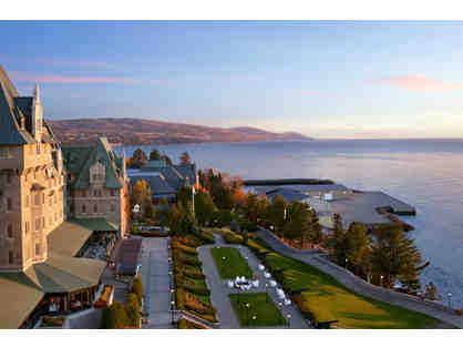 Legendary Fairmont, Contiguous U.S. or Canada