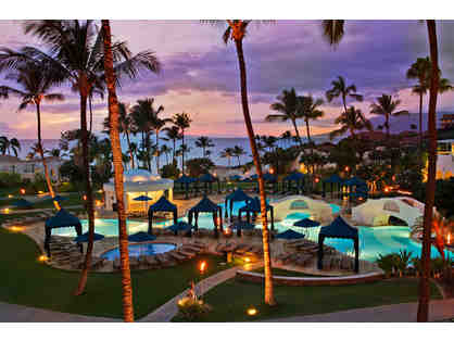 Pacific Vacation Paradise, Maui --> 7 Days/6 Nights at Fairmont Kea Lani & $500 Gift Card