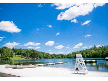POCONO SPRINGS CAMP: 2020 5-Week Summer Camp Stay (Cd:0320)