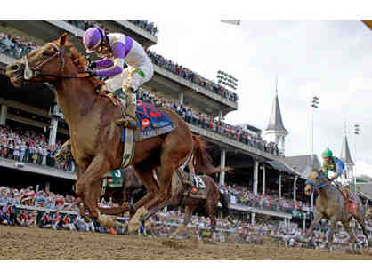 Churchill Downs VIP Experience (Kentucky): 3-Night for 2, Private Jockey Club Suite+Race