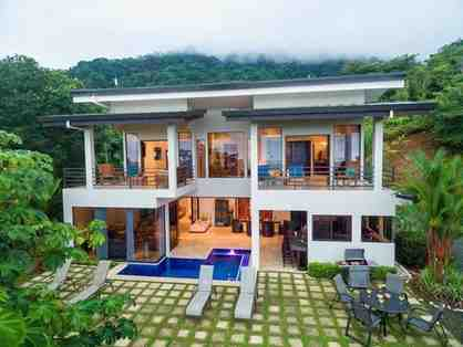 Costa Rica Private Luxury Villa for Six