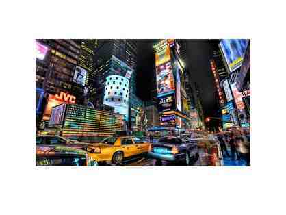 New York Broadway --> 3 Night Stay