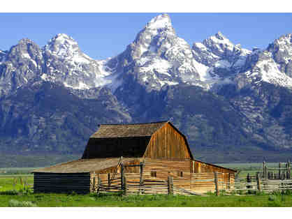 Premier Retreat in the Great American West, Jackson Hole
