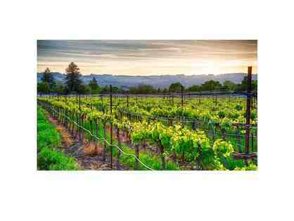 Sonoma Wine and Dine --> 3 Night Stay for 2
