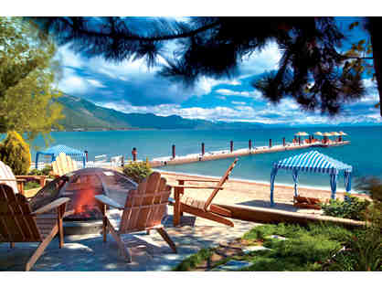 Splendid Alpine Setting, Lake Tahoe