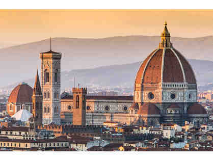 Wine, Dine, and View Art So Fine, Florence and Chianti