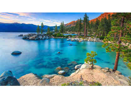 Edgewood Tahoe Resort: 3-Night Stay  at a Tahoe King Mountain or Golf Course View Room