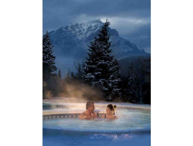 Castle in the Rockies, Alberta--> Airfare+5 Days Hotel+B'ast+Tax for two - Photo 2