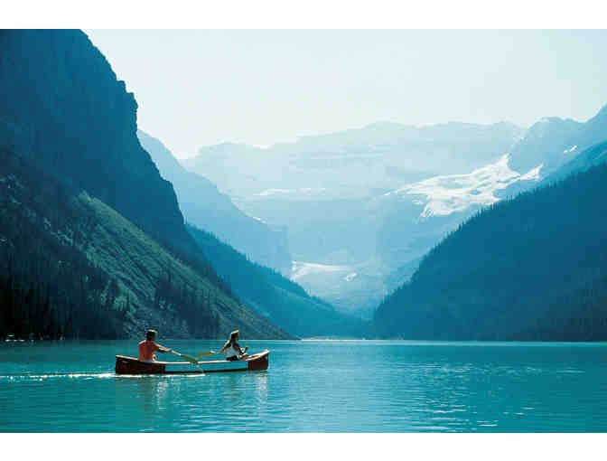 Exhilarating Mountain Escape, Alberta -->  Airfare+5 Day+B'fast+ Taxes for Two - Photo 2