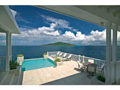 Tropical Adventure in the Caribbean, St. Thomas--> 7 Days/6 Nights Villa for up to 8 ppl.