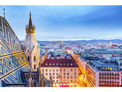 Vibrant Vienna: 3-Night Lux Stay, Spanish Riding School Perform., Mozart Concert , Dinner
