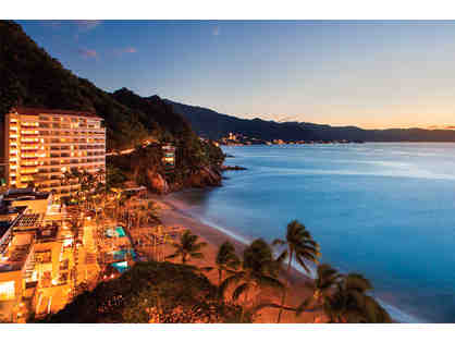 All-Inclusive Mexican Oasis, Puerto Vallarta: Hotel All-Inclusive and Airfare for Two