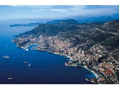 A Royal Retreat =Monte Carlo: 7 Days at Fairmont Monte Carlo in a Suite for Two+B'fast+Tax