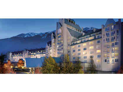 Fairmont Chateau Whistler (British Columbia): 3-Nights for 2+$500 Fairmont gift card