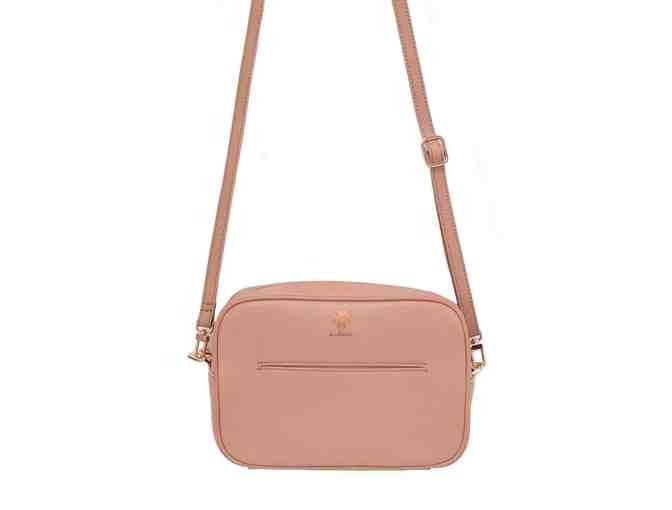 Elodie Crossbody Bag - Blush - Photo 1