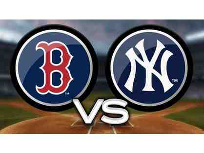 2021 Yankees vs Red Sox VIP Luxury Experience for Two with Hotel (NYC)
