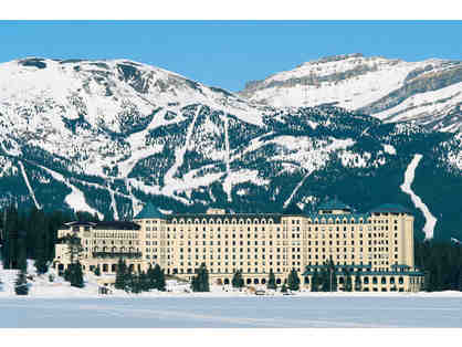 Alberta's Exceptional Elegance>Canada: Five Days & Four Nights Fairmont+Airfare