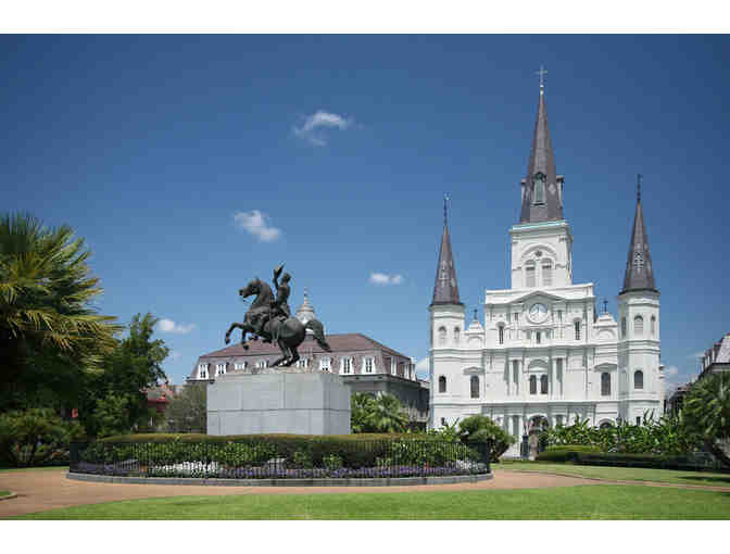 Beignets, Ghosts and Spirits, New Orleans: 4 Days for two: Hotel + Airfare + Tours - Photo 1