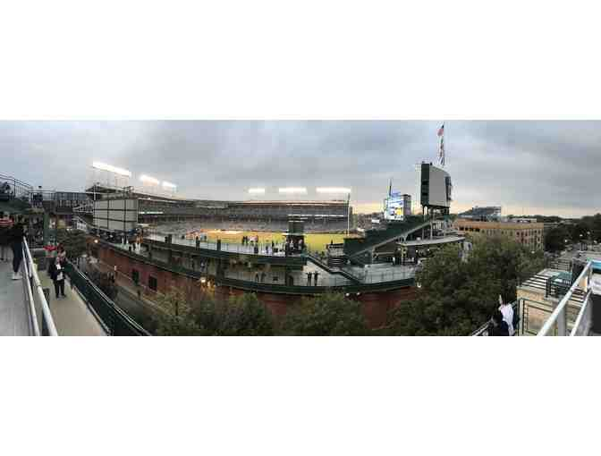 Classic Wrigley Field Rooftop Experience (Chicago) --> 3-Night Stay with Airfare for Two - Photo 4
